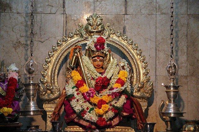 indický chrám