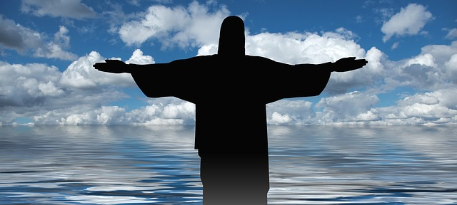 kristus socha