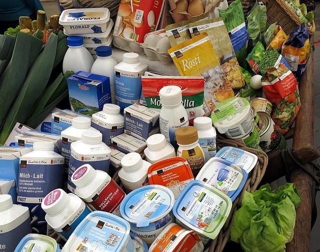 výrobky z mléka