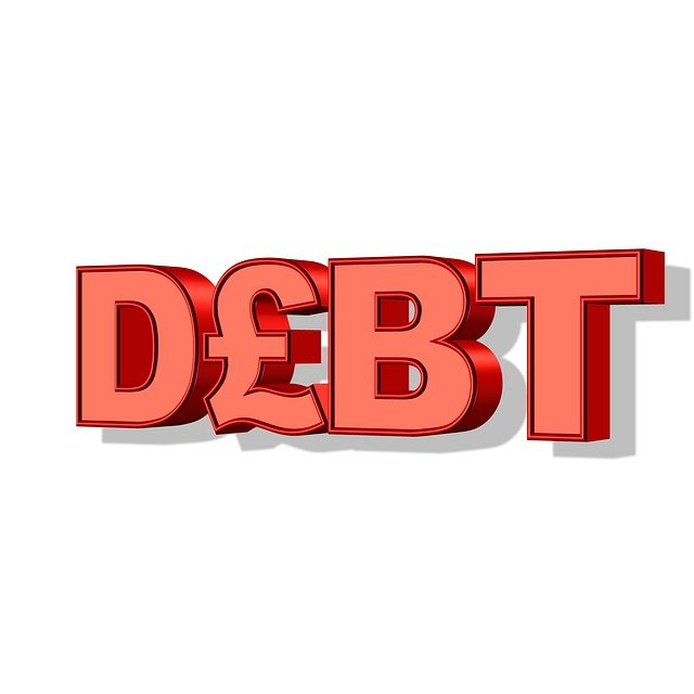 finanční dluh