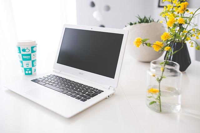 laptop u kytky