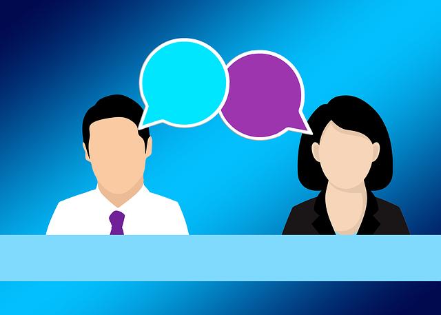 rozhovor podnikatelů