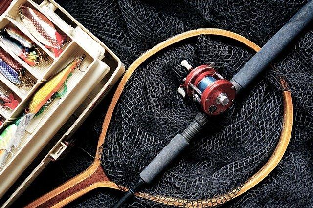 rybařské náčiní