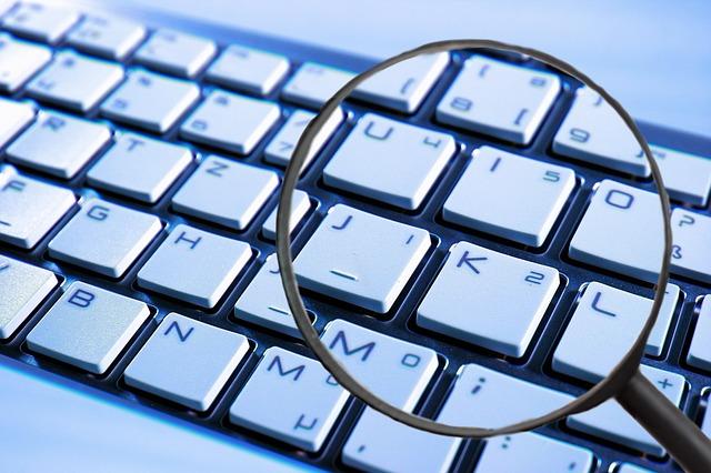 zvětšená klávesnice