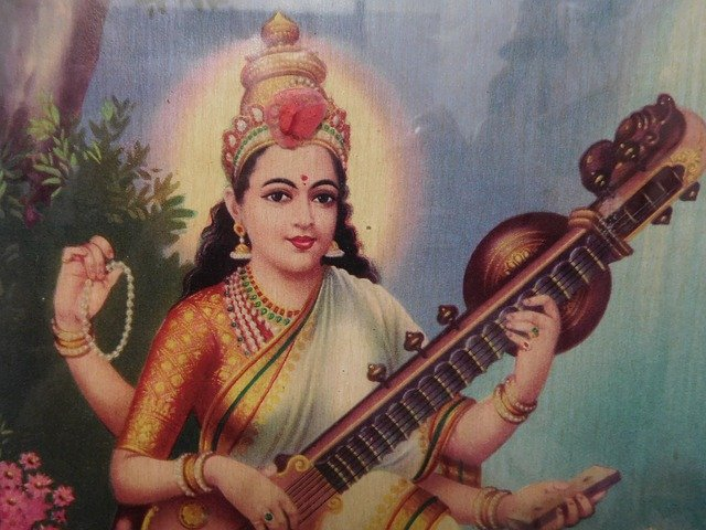 indická bohyně