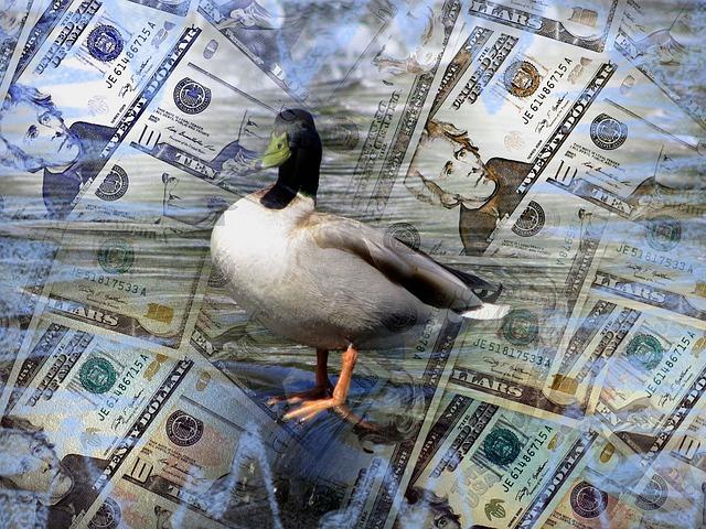 dolary koláž